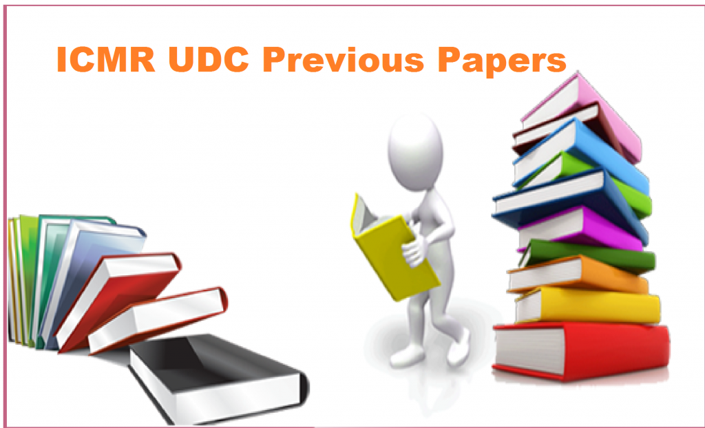 ICMR UDC Previous Papers