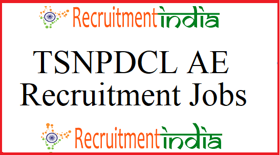 TSNPDCL AE Recruitment