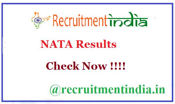 NATA Results