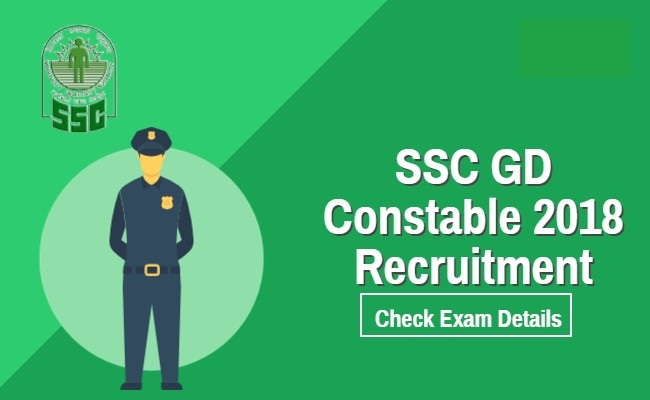 SSC GD Constable Recruitment