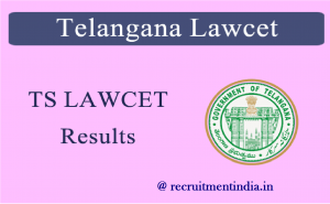 TS LAWCET Results 2018