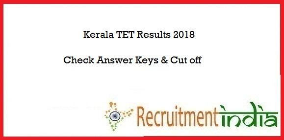 Kerala TET Results 2018