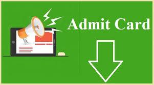 APSC CCE Admit card
