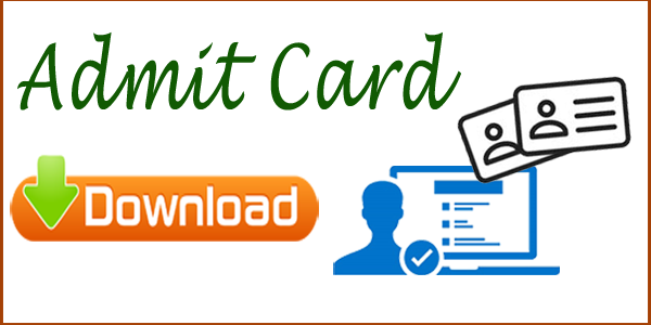 PSB India Admit Card