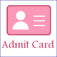Gujarat High Court Private Secretary Admit Card