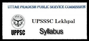 UP Lekhpal Syllabus