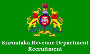Karnataka Revenue Dept Recruitment