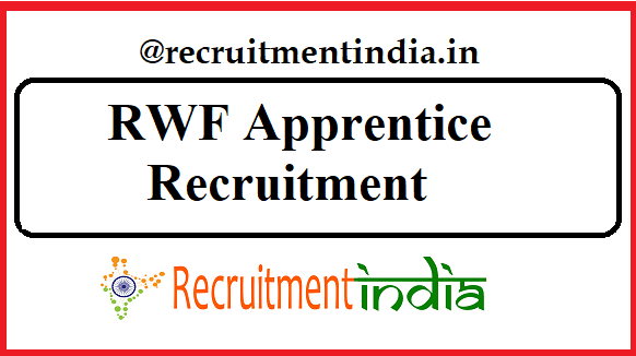 RWF Apprentice Recruitment