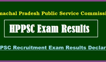 HPPSC HPAS Result