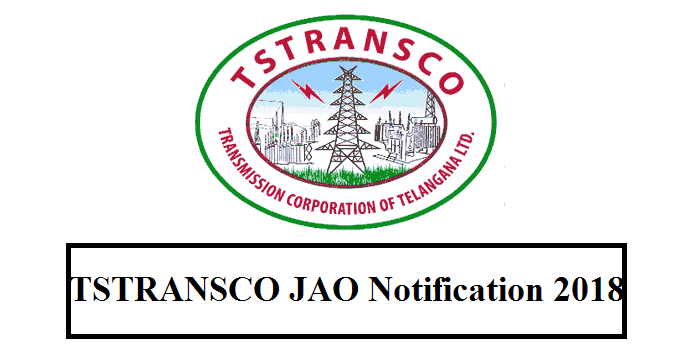 TSTRANSCO JAO Notification