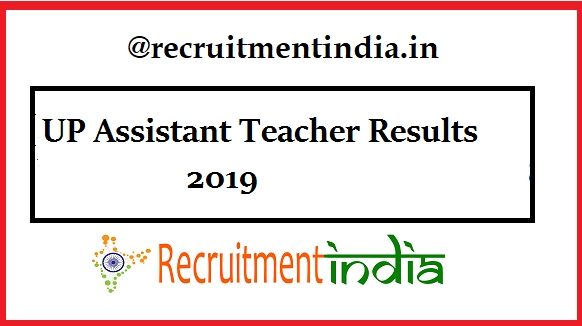 UP Assistant Teacher Results