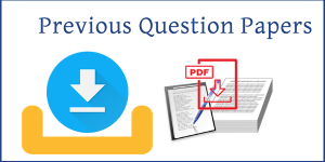 Kerala PSC Secretariat Assistant Previous Papers | Question Papers PDF