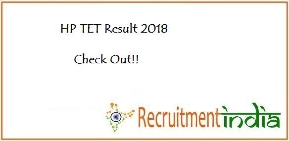HP TET Result