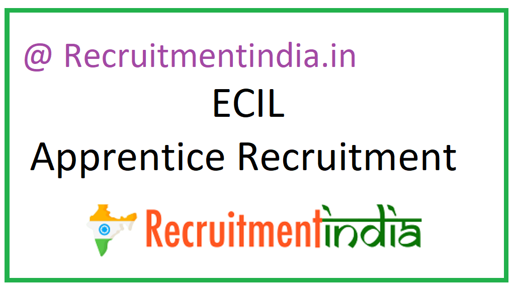 ECIL Apprentice Recruitment