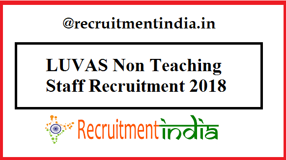 LUVAS Clerk Recruitment