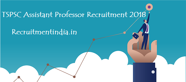 TSPSC Assistant Professor Recruitment