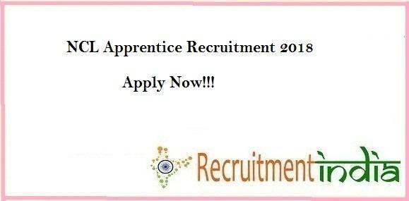 NCL Apprentice Recruitment 2018