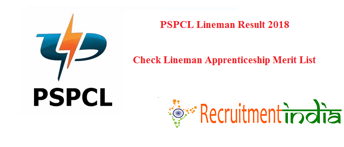 PSPCL Lineman Result