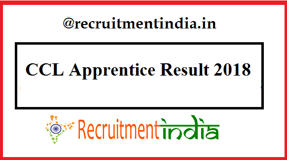 CCL Apprentice Result
