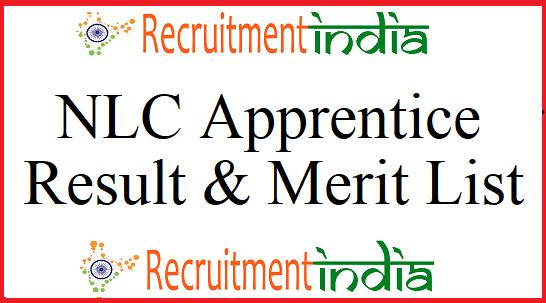 NLC Apprentice Results