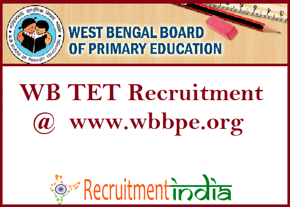 WB TET Recruitment