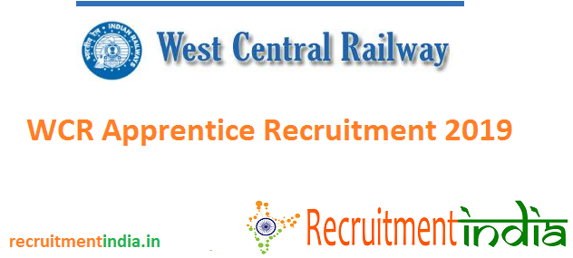 WCR Apprentice Recruitment