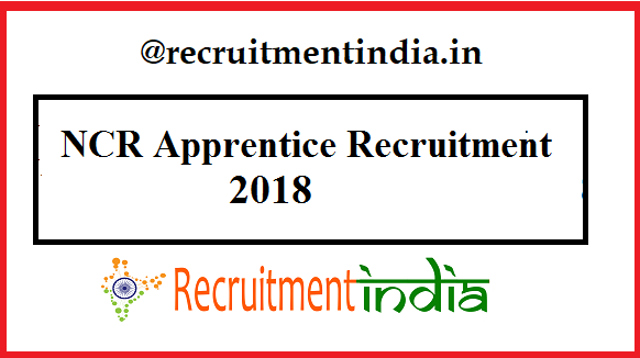 NCR Apprentice Recruitment