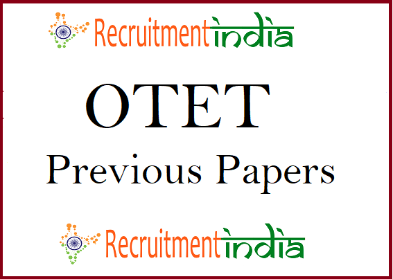 OTET Previous Papers