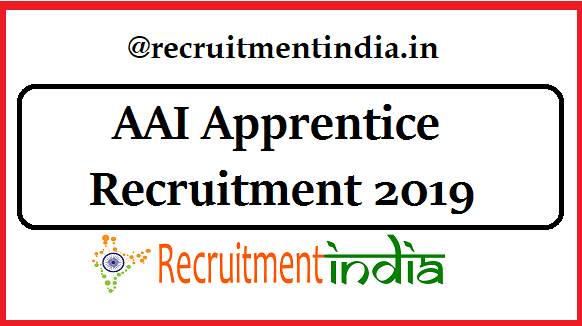 AAI Apprentice Recruitment