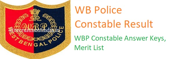 WB Police Constable Result