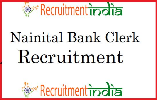 Nainital Bank Clerk Recruitment