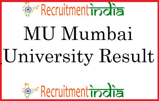 Mumbai University Result