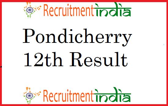 Pondicherry 12th Result