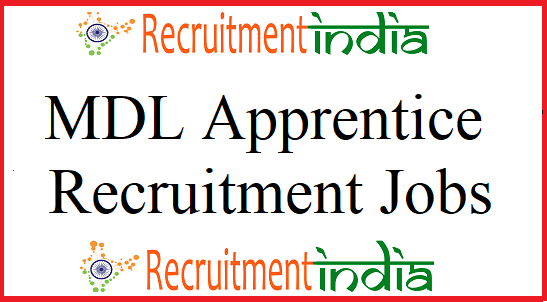 MDL Apprentice Recruitment