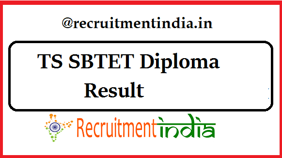 TS SBTET Diploma Result 2019 Out | C18, C16, C14, C09, ER91