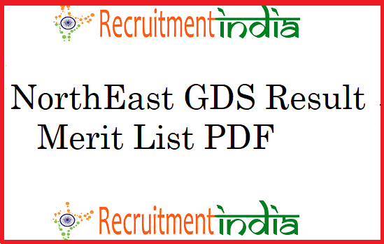 NorthEast GDS Result