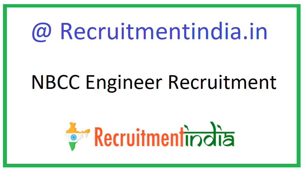 NBCC Engineer Recruitment