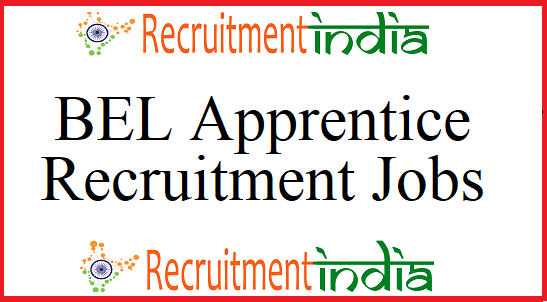 BEL Apprentice Recruitment