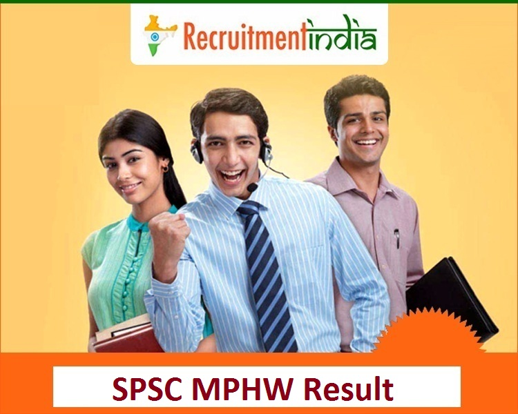 SPSC MPHW Result