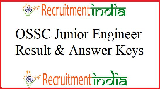 OSSC Junior Engineer Result