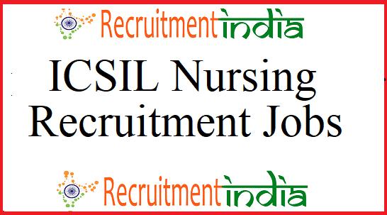 ICSIL Nursing Recruitment