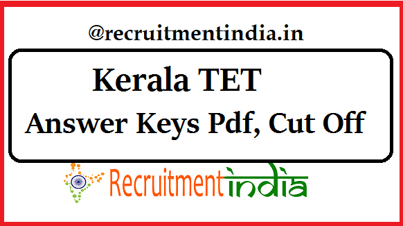 KTET Answer Keys