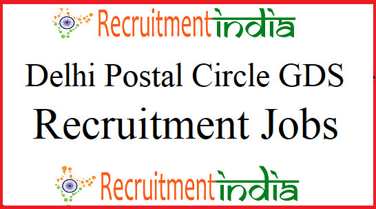 Delhi Postal Circle GDS Recruitment