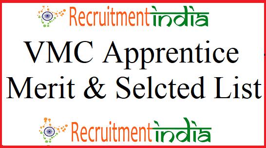 VMC Apprentice Result