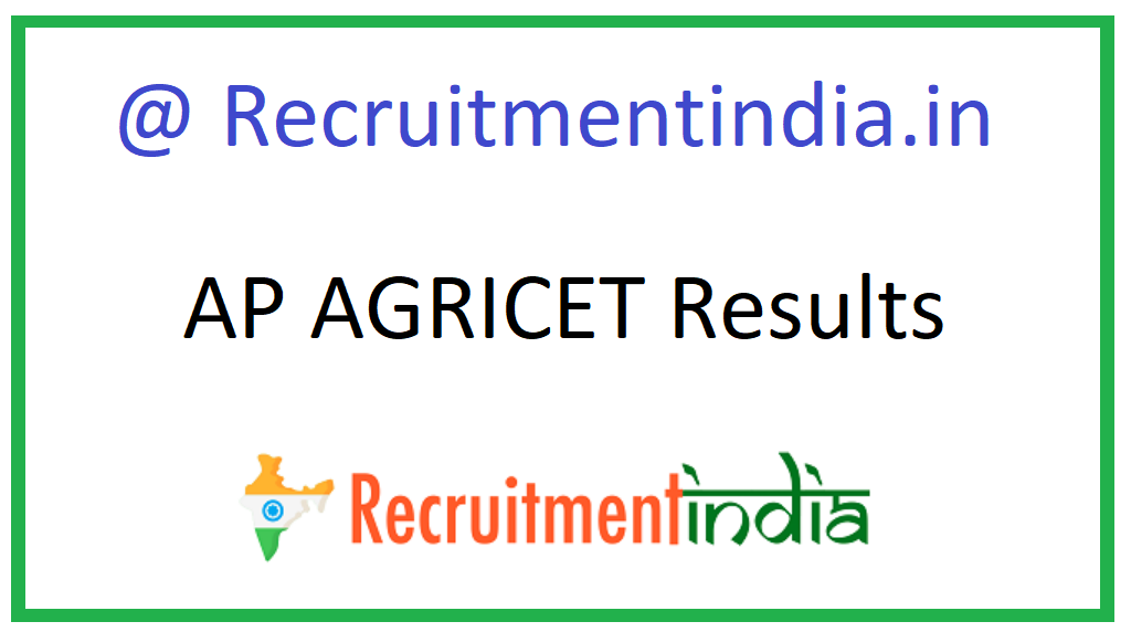 AP AGRICET Results