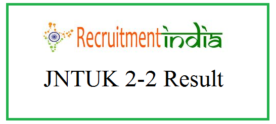 JNTUK 2-2 Result 2019 Out | B Tech/ B Pharm Results (R16