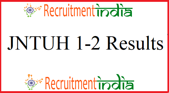 JNTUH 1-2 Results