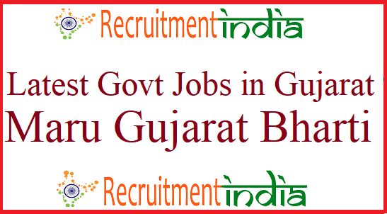 Govt Jobs in Gujarat
