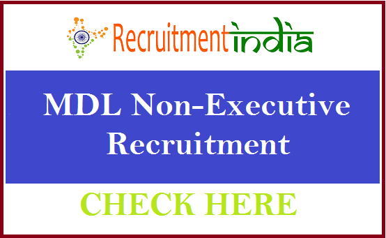 MDL Non-Executive Recruitment