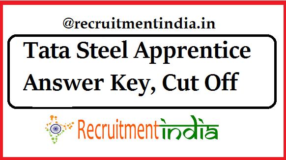 Tata Steel Apprentice Answer Key